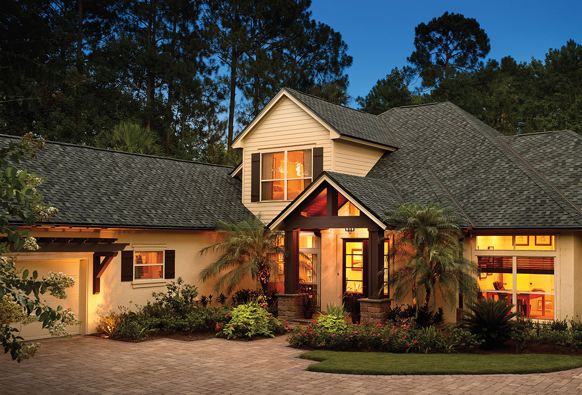 Residential shingle roofing company in Jacksonville, FL.