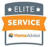 HomeAdvisor Elite Service.