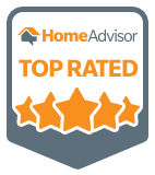 HomeAdvisor Top Rated.