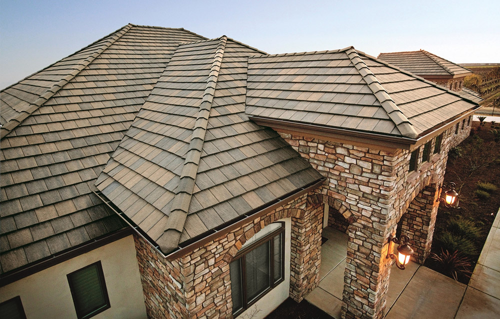 Residential tile roof in Jacksonville, FL.